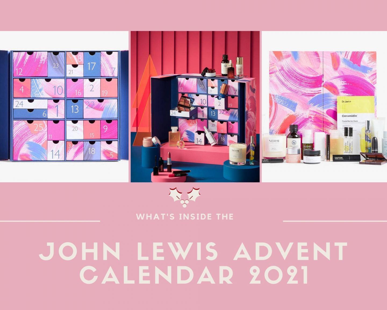 John Lewis 2021 Advent Calendar review