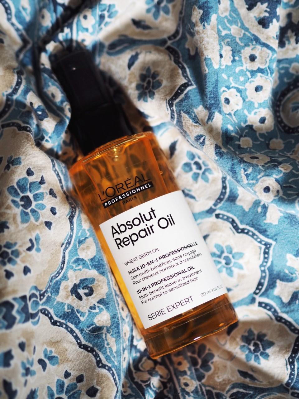 L'Oréal Professionnel Absolut Repair Hair Oil