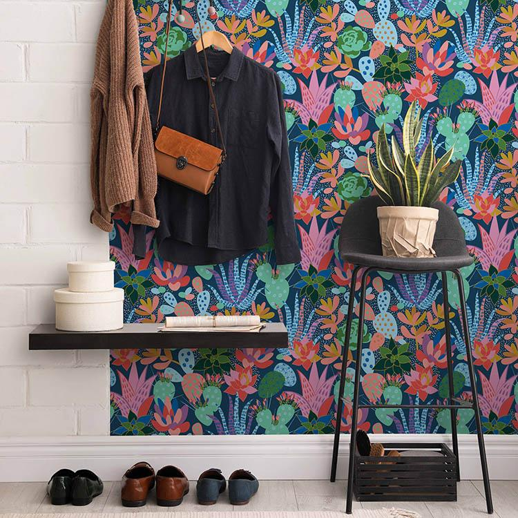 Hallway,Interior,With,Stylish,Furniture,,Clothes,And,Accessories