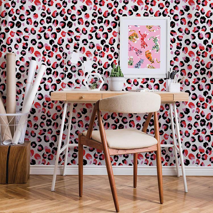 Let's Talk About Lust Wallpaper leopard print