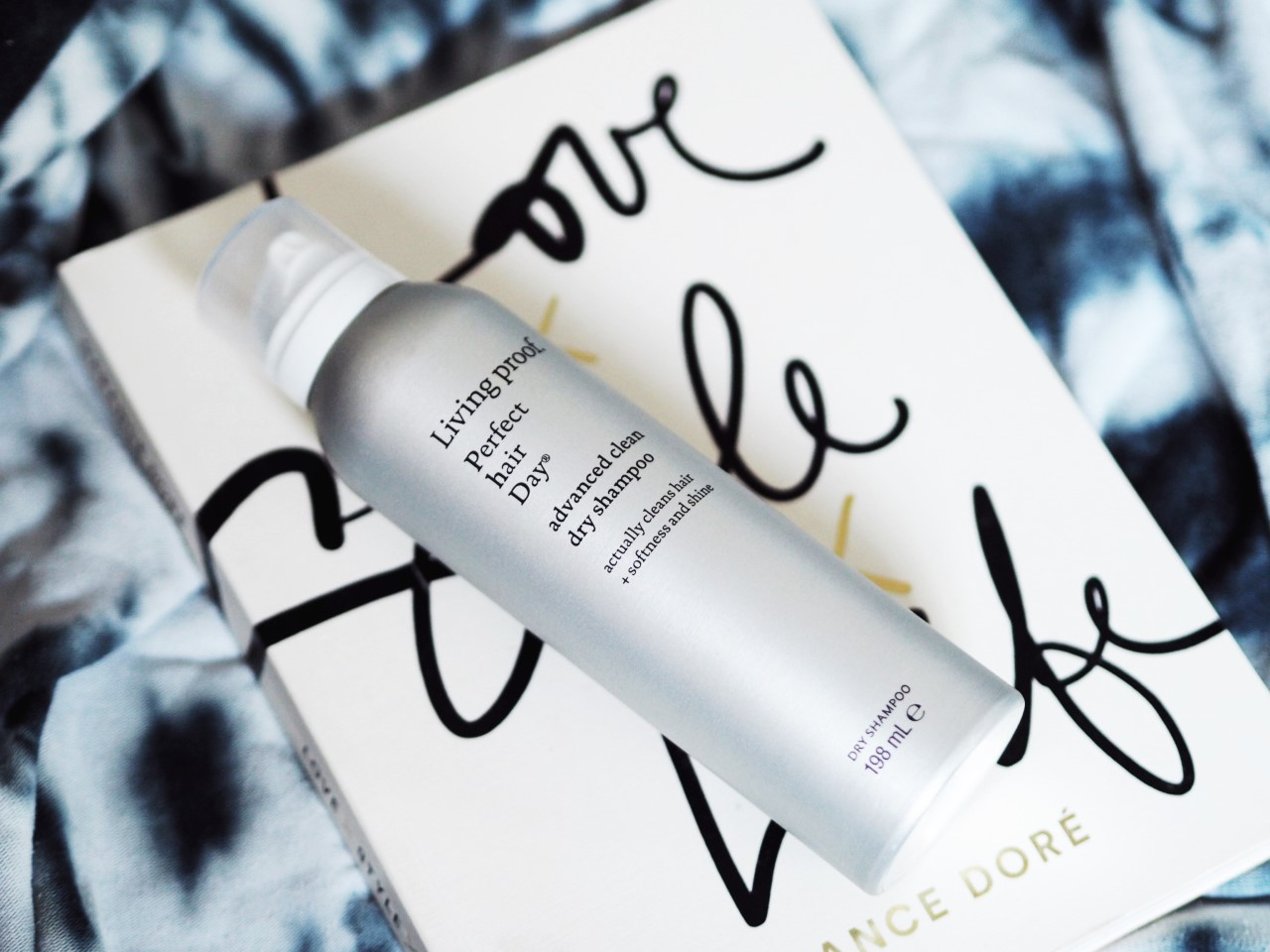 NEW!! Living Proof 'Perfect Hair Day' ADVANCED Clean Dry Shampoo!