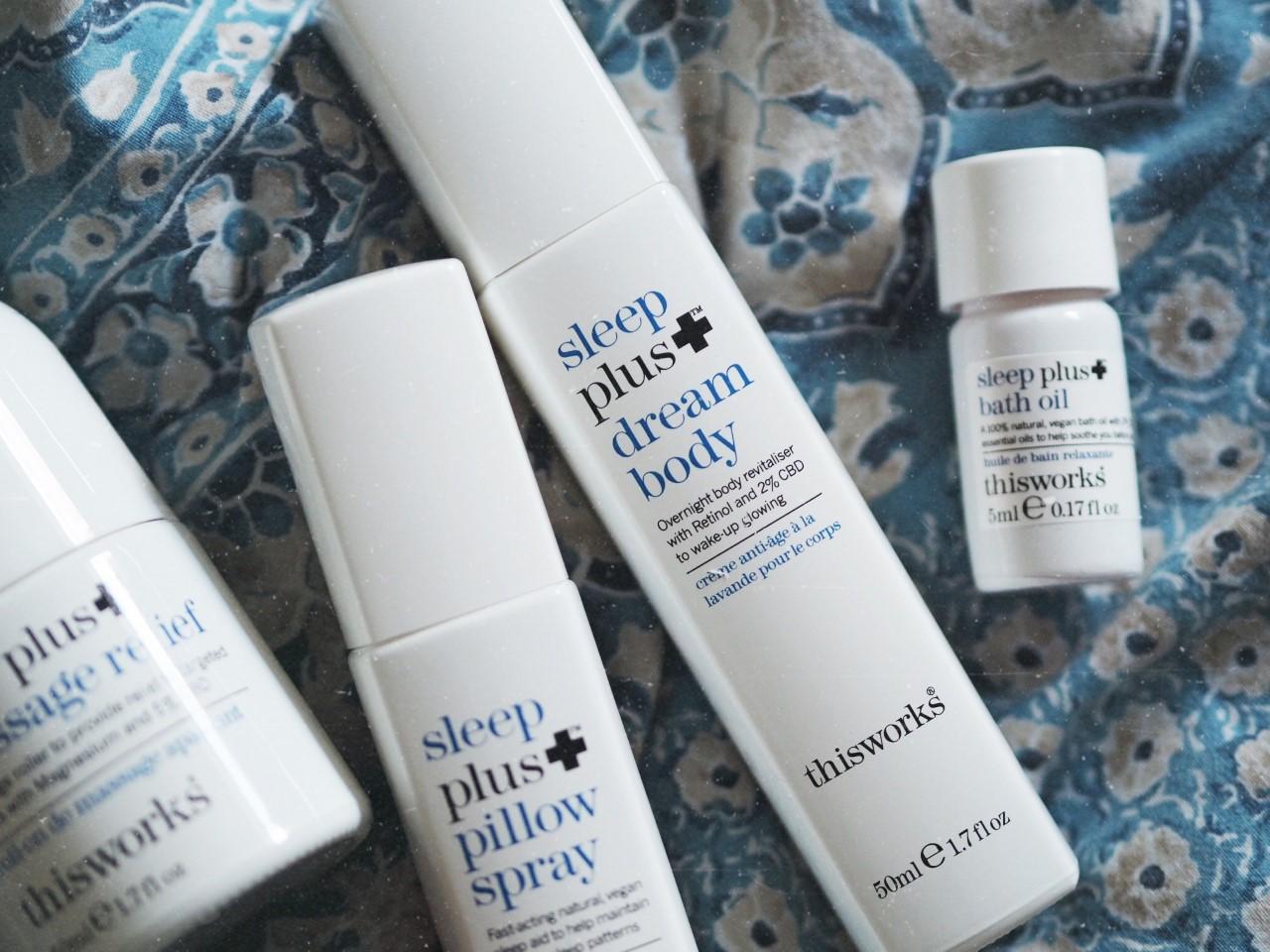 This Works Add New Products To The 'Sleep Plus' Range sleep aid