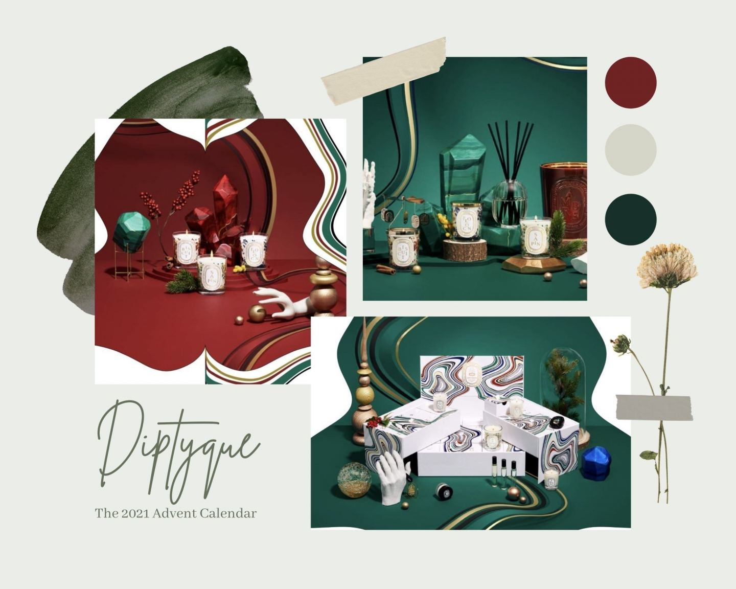 What's Inside The Diptyque 2021 Advent Calendar?!
