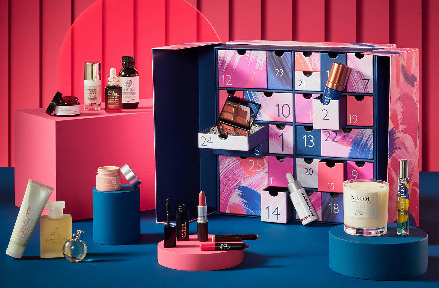 What's Inside The John Lewis 2021 Advent Calendar?! review