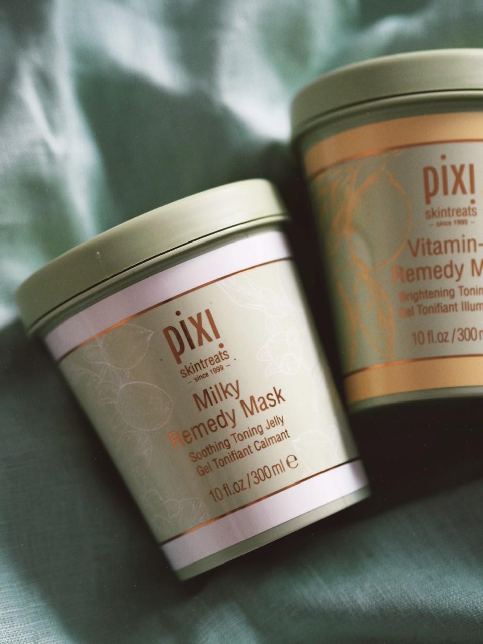 pixi beauty Milky Remedy Mask
