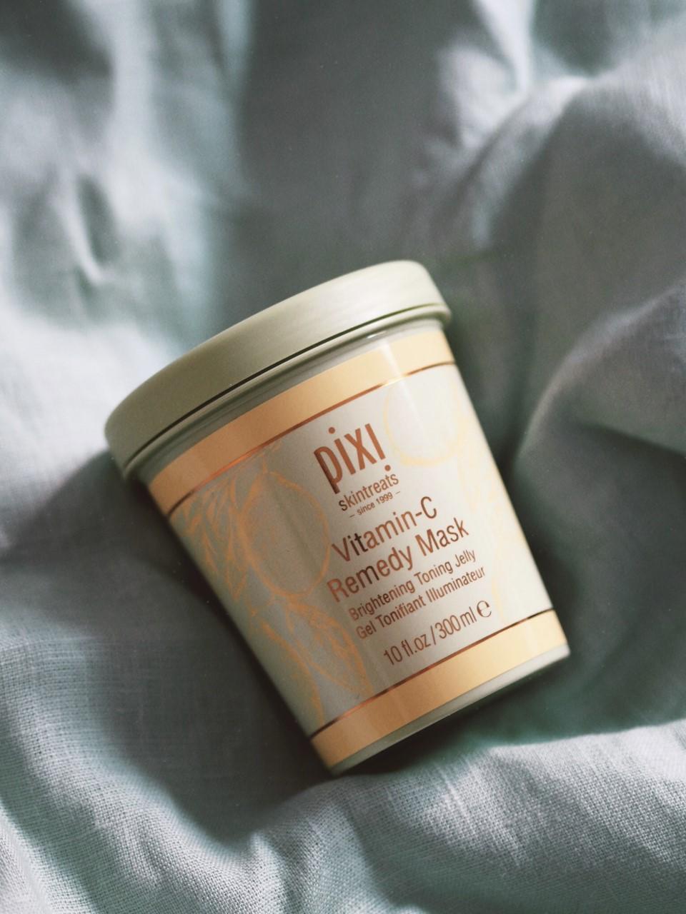 pixi beauty Vitamin C Remedy Mask