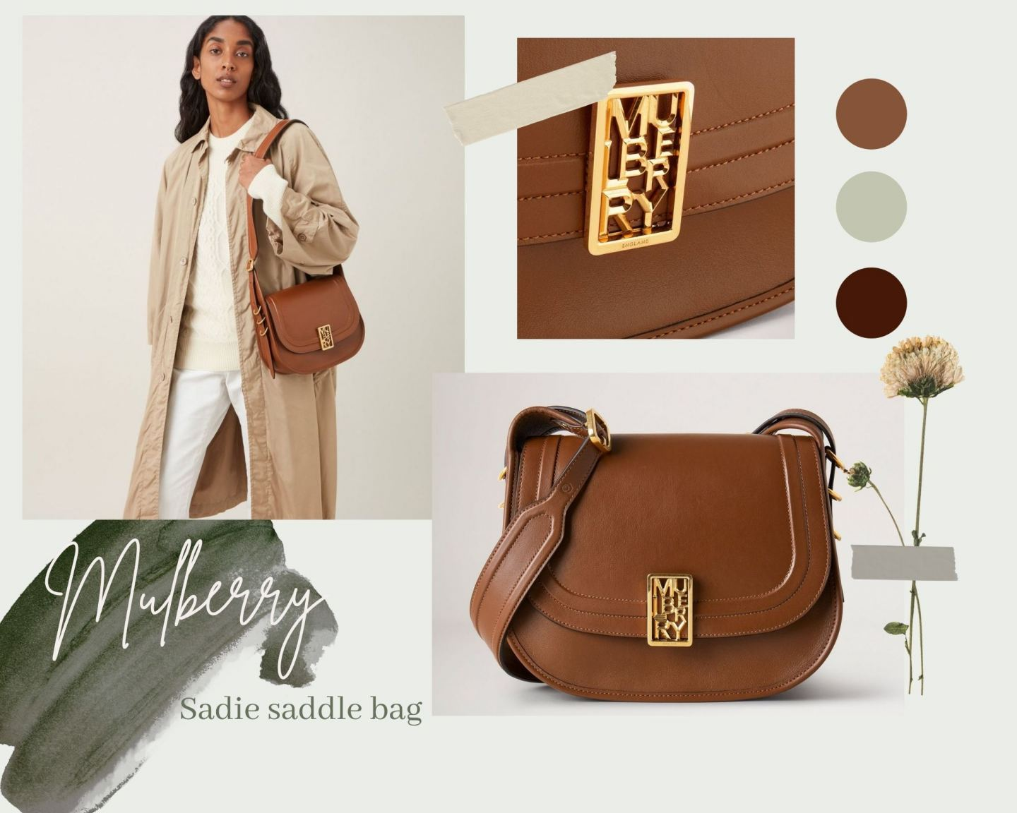 Let's Chat About The Mulberry Sadie Satchel Bag