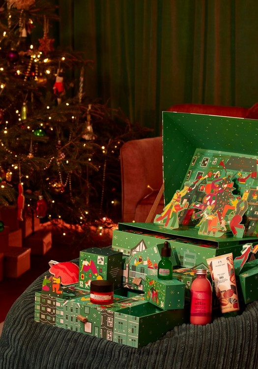 The Body Shop 'Share Love & Joy' Ultimate Advent Calendar