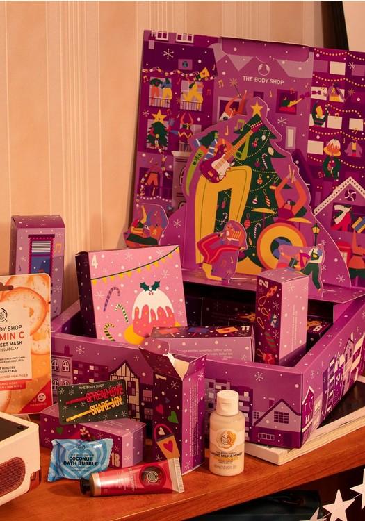 The Body Shop 'Share The Joy' Advent Calendar