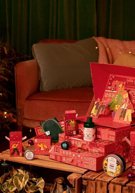 The Body Shop 'Share the Love' Big Advent Calendar