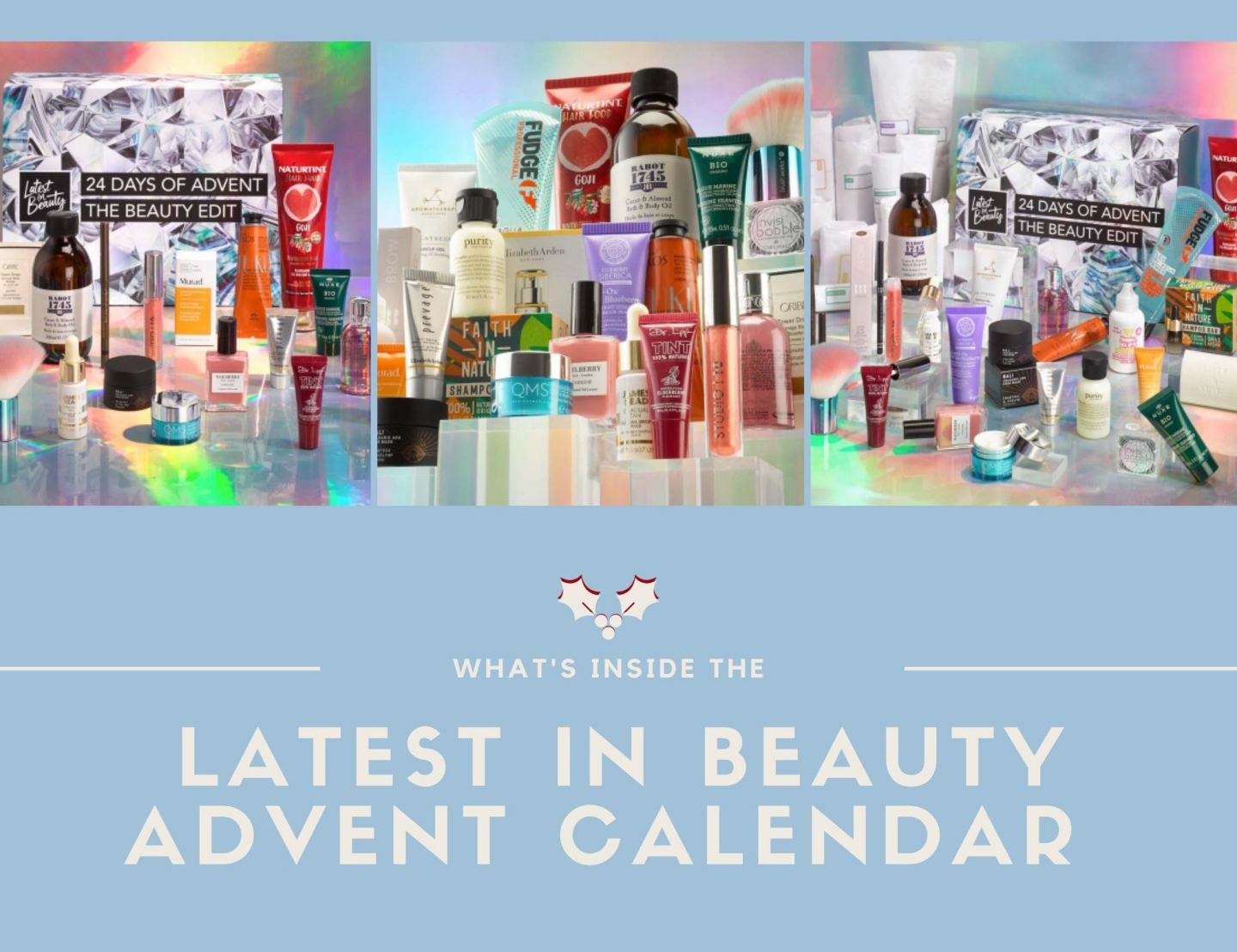 What's Inside The Latest In Beauty Advent Calendar 2021?!